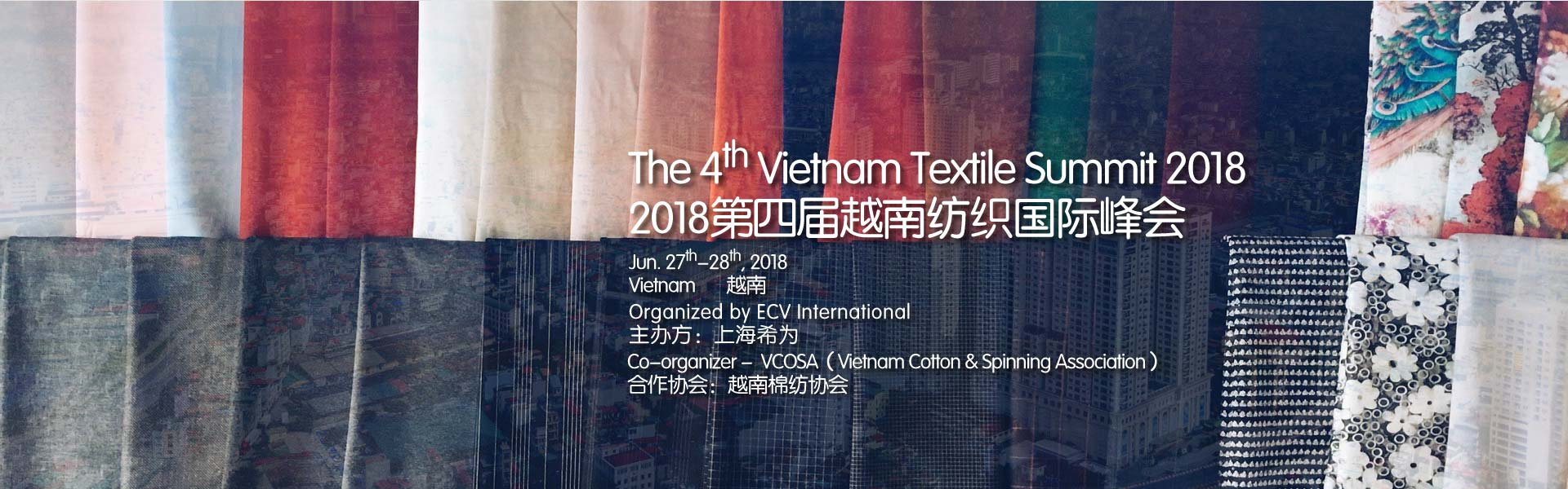 The 4th Vietnam Textile Summit 2018
